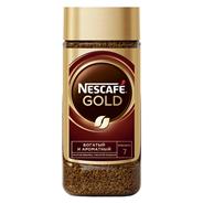 Кофе NESCAFE растворимый сублимированный Gold, 95г