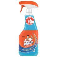 Mr Muscle Средство для чистки стекол и других поверхностей со спиртом 500мл