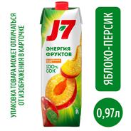 J7 Нектар персик 0,97л
