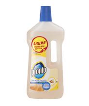 Pronto Средство для мытья полов Интенсивный уход с миндальным маслом 750мл