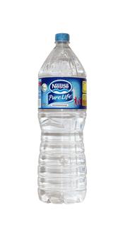 Nestle Вода питьевая негазированная Pure Life 2л