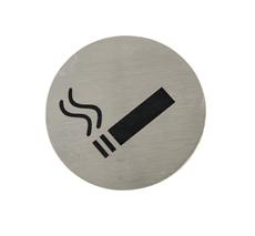 Metal Craft Табличка информационная Место для курения