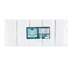 Полотенца бумажные HORECA SELECT 1слойные(zz), 5шт 250листов
