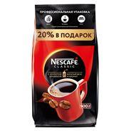 Nescafe Кофе растворимый гранулированный Classic 900г
