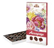 Бабаевский Конфеты из темного шоколада Ассорти 300г