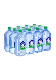 ШИШКИН ЛЕС Вода столовая/питьевая негазированная 1л, 12 шт.