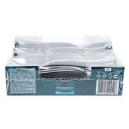 Ложки одноразовые HORECA SELECT металлизированные в упаковке, 50 шт
