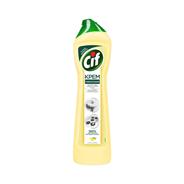 Крем чистящий CIF универсальный с микрогранулами Active Лимон, 500мл ^