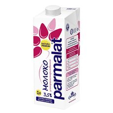 Parmalat Молоко ультрапастеризованное 3,5% 1л