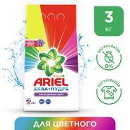 ARIEL Порошок стиральный автомат Color&Style 3кг