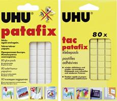 Подушечки UHU TAC PATAFIX клеящие