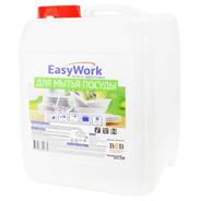 EasyWork Средство для мытья посуды 5л