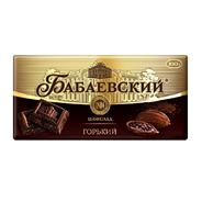 Бабаевский Шоколад горький 100г