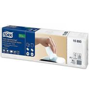 Салфетки бумажные TORK двухслойные Premium для диспенсеров 200шт, 5 пачек