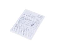 Авансовый отчет  на офсетной бумаге А4, 200л