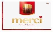 MERCI Конфеты шоколадные ассорти 400г