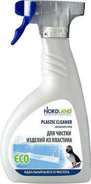NORDLAND Активный спрей для чистки изделий из пластика 500мл