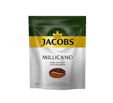 JACOBS Monarch Кофе молотый в растворимом Millicano 150г
