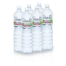Сенежская Вода минеральная питьевая негазированная 1.5л х 6шт