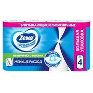 Zewa Полотенца бумажные кухонные 2 слоя 4 рулона