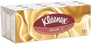 платочки носовый KLEENEX ULTRA SOFT, 12шт