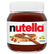 Паста NUTELLA шоколадно-ореховая, 350г