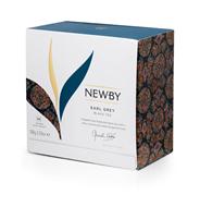 NEWBY Чай черный Earl Grey 50 пак.