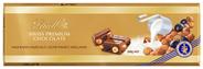 Lindt Шоколад молочный с изюмом и цельным фундуком 300г