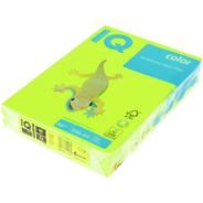 IQ Color Бумага цветная неон А4 80 г/м2 500 л Зеленая