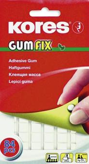 Клейкая масса KORES Gum fix