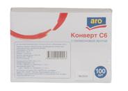 ARO Конверт силиконовый С6 100 шт