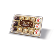 Конфеты FERRERO ROCHER Collection шоколадные ассорти, 172г