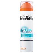L'oreal Paris Гель для бритья гипоаллергенный для чувствительной кожи с экстрактом Алоэ Вера Menexpert 200 мл