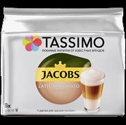 Jacobs Tassimo Кофе в капсулах Latte Macchiato Classico 229,6 г 8 шт