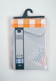 Комплект кухонных полотенец METRO PROFESSIONAL 50х70, 6 шт./уп.