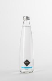 RIOBA Вода минеральная газированная 0.33л, 24 шт.