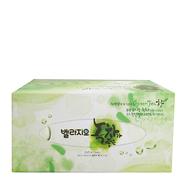 Mona lisa Салфетки для лица Зеленый чай 210 шт