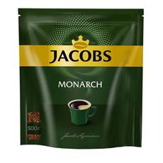 Кофе JACOBS MONARCH растворимый сублимированный, 500г