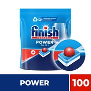 Finish Таблетки для посудомоечных машин All-in-1 Max, 100 шт.