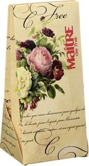 Maitre Чай черный байховый крупнолистовой Розы 25г