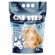 Cat Step Наполнитель для кошачьего туалета гель 7,6 л