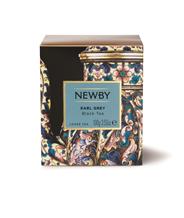 NEWBY Чай черный листовой Earl Grey 100г
