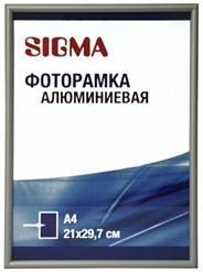 Sigma Фоторамка 21х29,7 см Алюминиевая