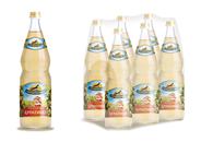 Напитки из Черноголовки Напиток сильногазированный безалкогольный Лимонад 1л, 6 шт.