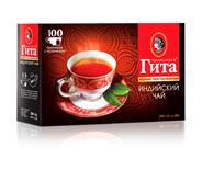 Принцесса Гита Чай черный индийский 100х2 г