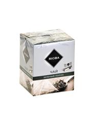 RIOBA Чай зеленый Зеленый порох в саше 20 пирамидок