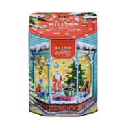 HILLTOP Чай красный байховый крупнолистовой Молочный Оолонг Магазин подарков 100г