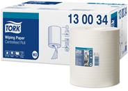 Бумага протирочная Tork Premium в рулоне с центральной вытяжкой (М2) однослойная 471 лист 6 рулонов