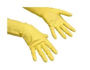 Vileda Professional  Перчатки многоцелевые размер L Желтые