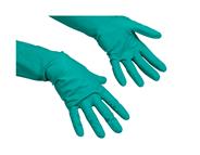Vileda Professional  Перчатки многоцелевые размер L Зеленые